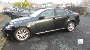 Lexus 220 used parts Lexus 220D SE 2.2L Diesel 6-Speed Manual 2007