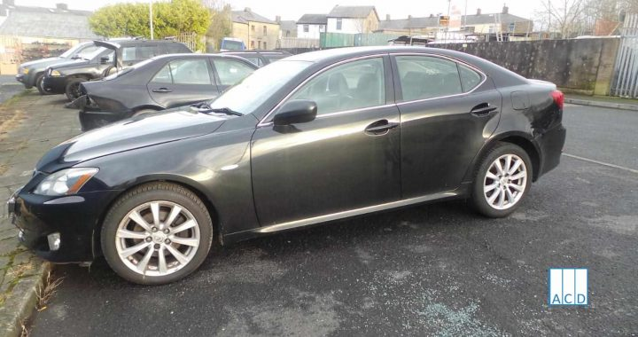 Lexus 220D SE 2.2L Diesel 6-Speed Manual 2007