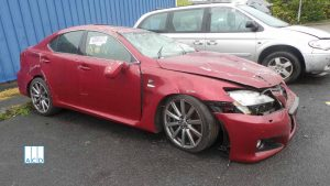 Lexus ISF 5.0L Petrol Used Parts Lexus IS F Auto 5.0L Petrol Automatic 2008