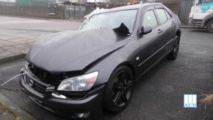 Lexus Used Parts Lexus IS200 SE 2.0L Petrol 6-speed manual 2003