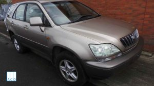 Lexus RX300SE used spare parts