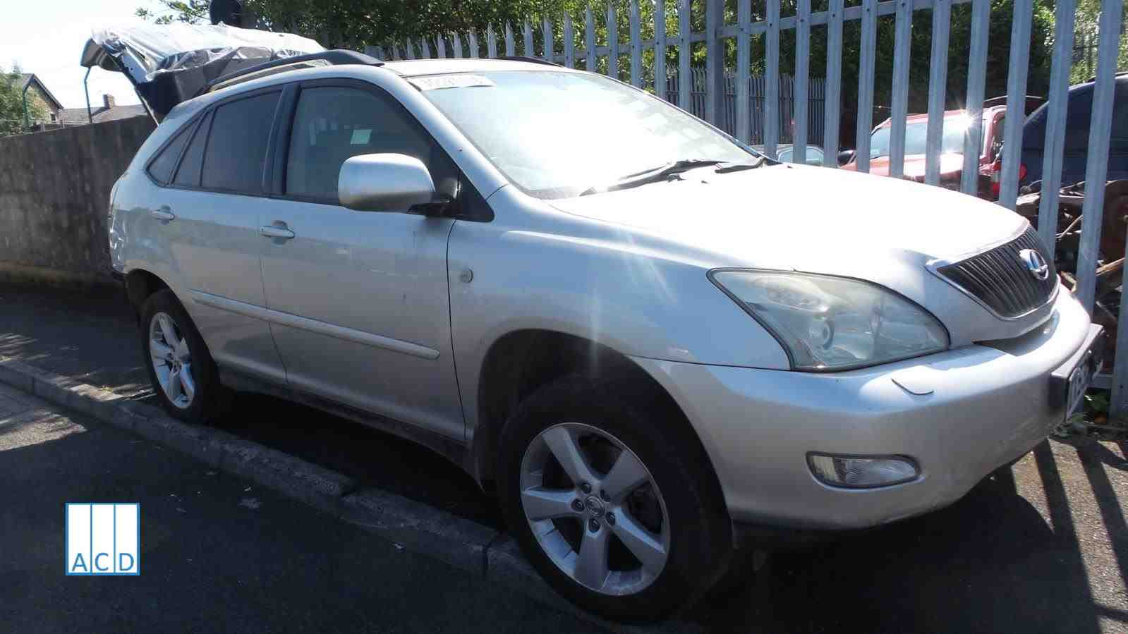 Lexus RX300 SE A 3.0L Petrol 5-Speed Automatic 2004 #2540