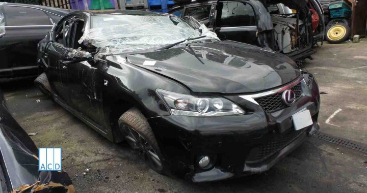 Lexus CT 200H F Used Parts