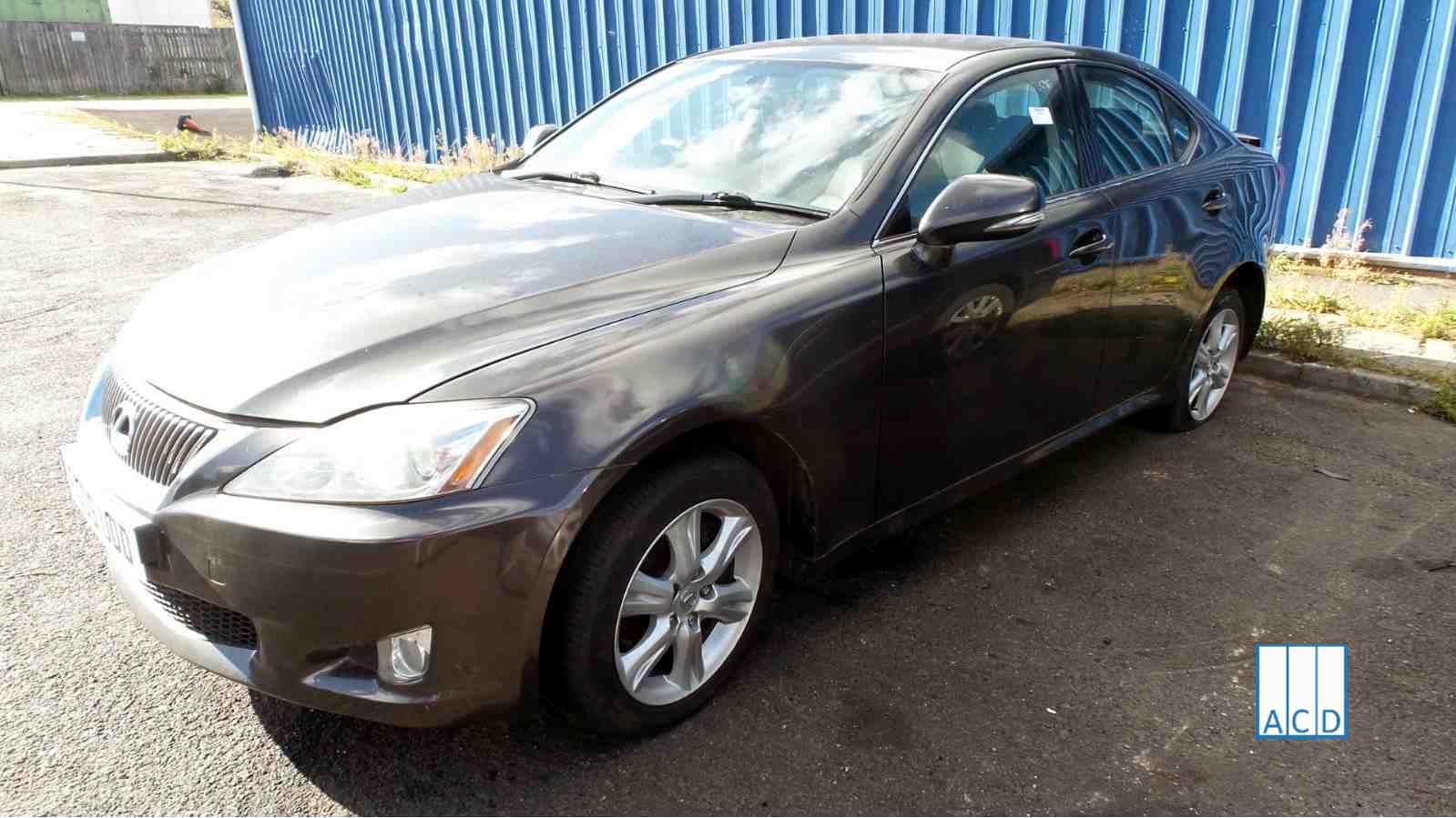 Lexus 220D SE 2.2L Diesel 6-speed manual 2009 #2596 01