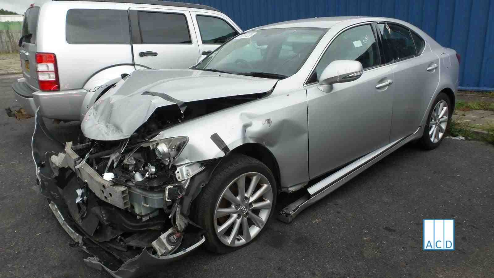 Lexus IS220D SE 2.2L Diesel 6-Speed Manual 2008 #2582 01