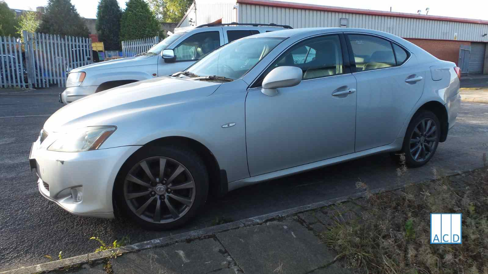 Lexus IS220D SE 2.2L Diesel 6-Speed Manual 2007 #2612 01