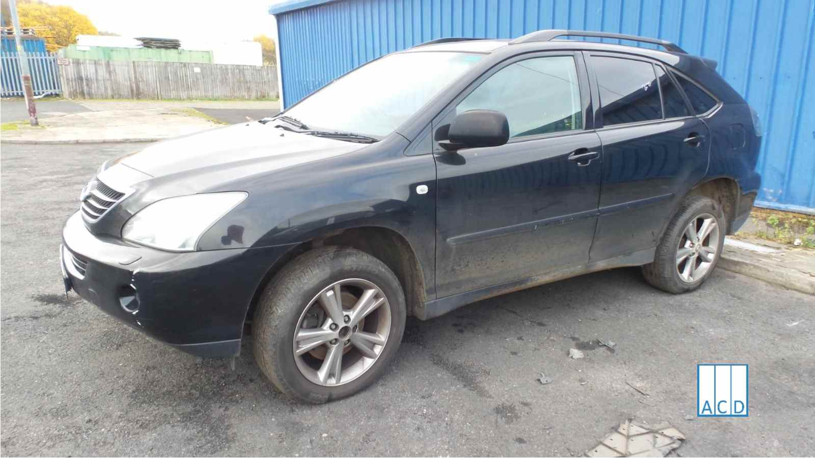 Lexus RX400 SE 3.3L Petrol-Electric Automatic 2006 #2674