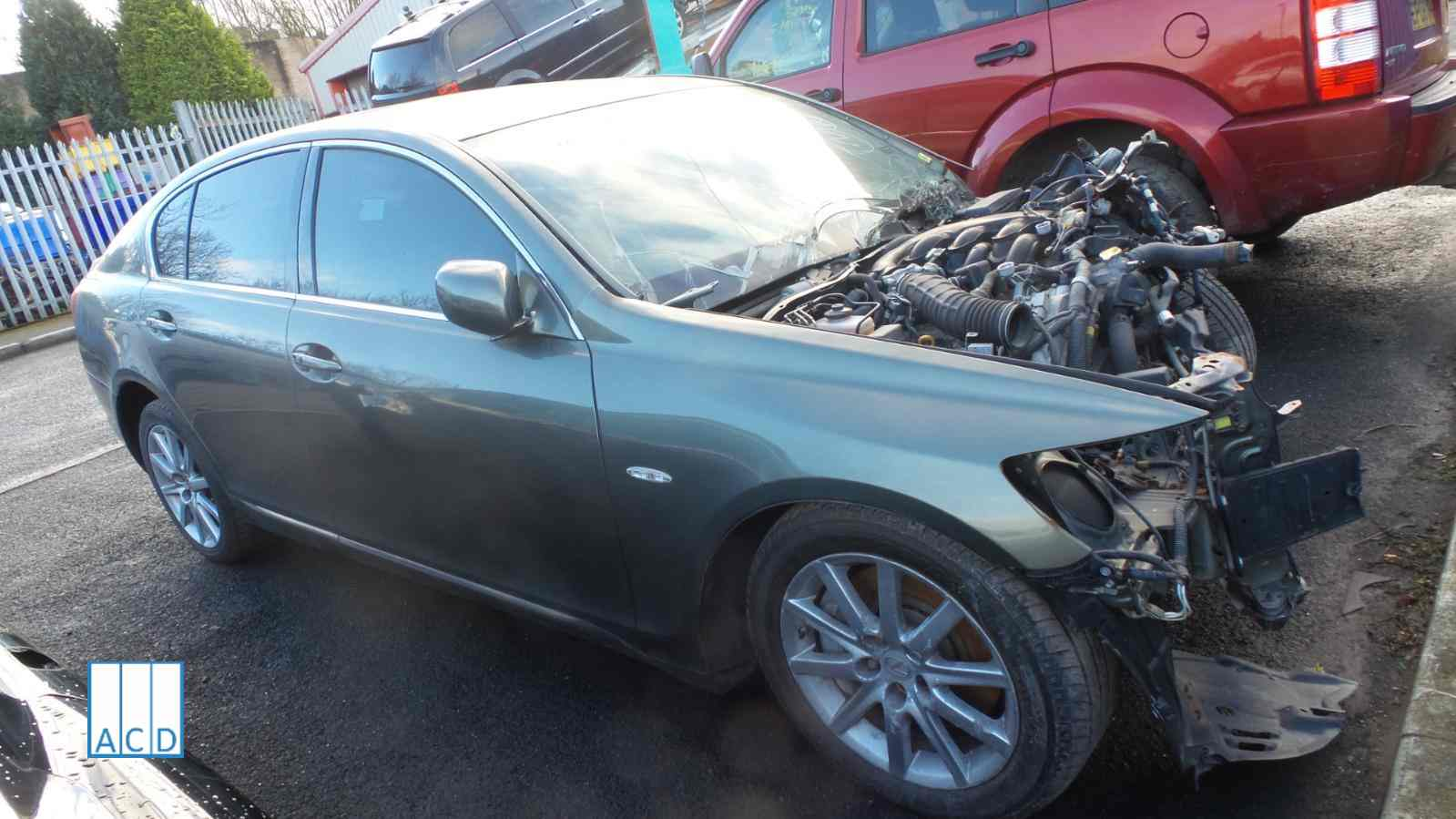 Lexus GS300 3.0L Petrol 6-Speed Automatic 2005 #2708 01