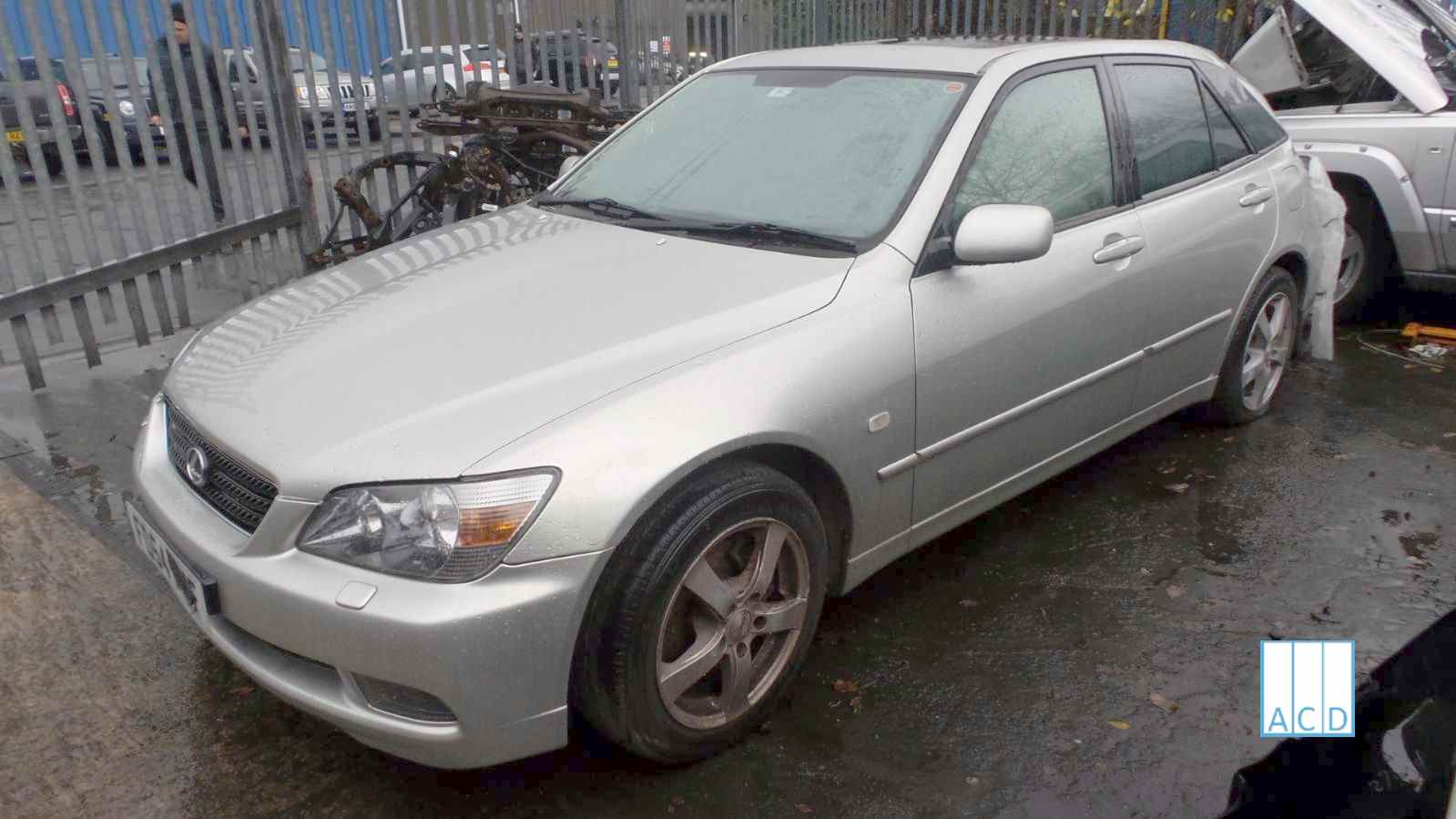 Lexus IS200 Sport 2.0L Petrol 6-Speed manual 2004 #2672 01
