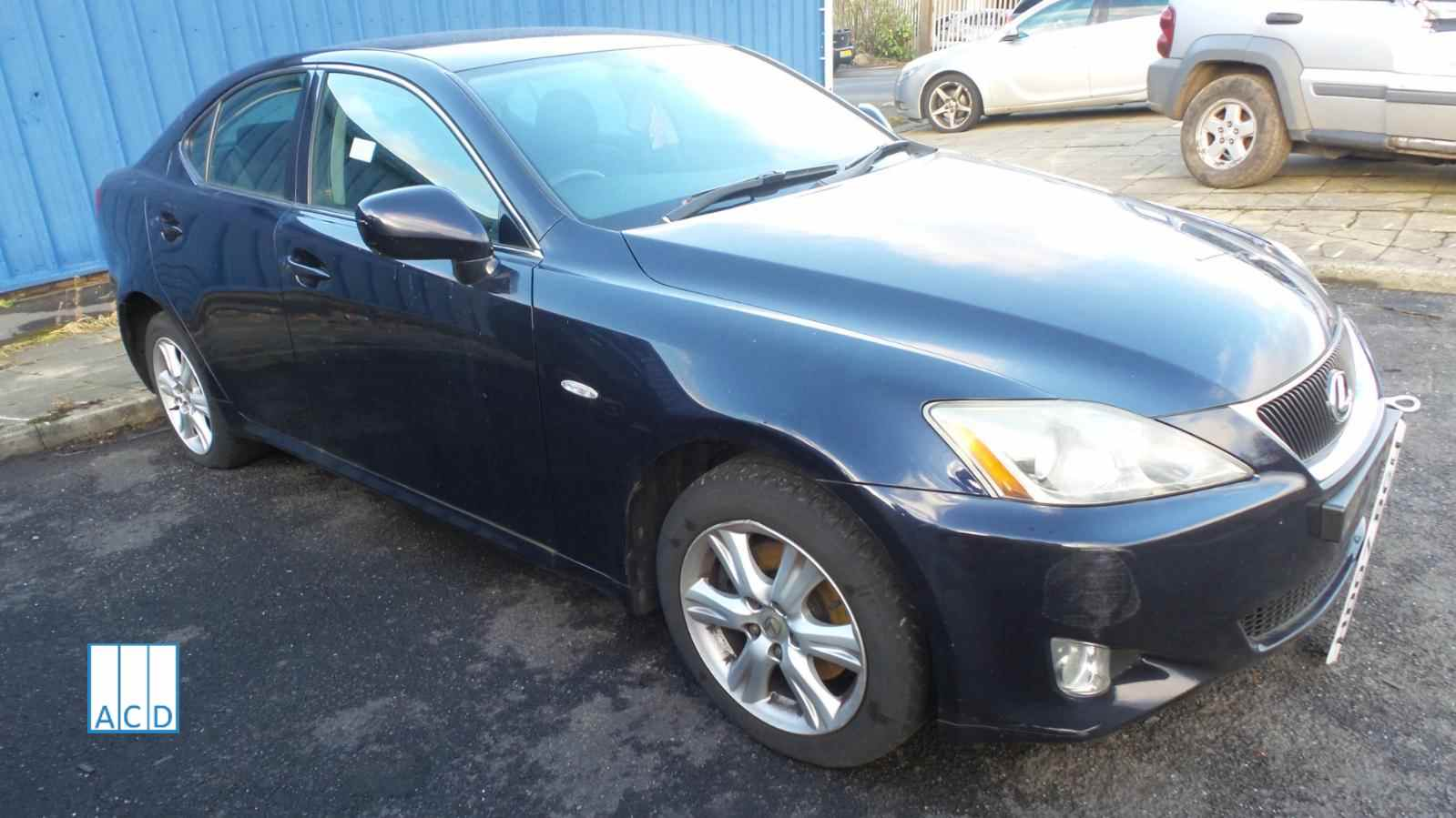 Lexus IS220D SE 2.2L Diesel 6-Speed Manual 2007 #2688 01