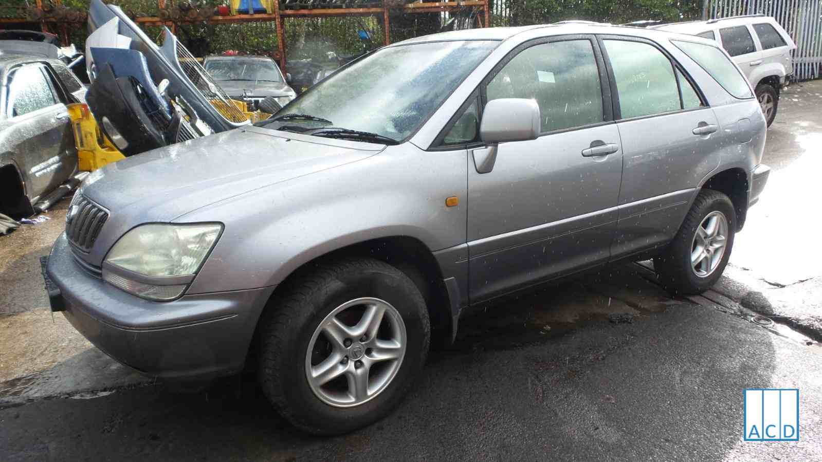 Lexus RX 300 SE 3.0LPetrol 4-speed Automatic 2002 #2783 01