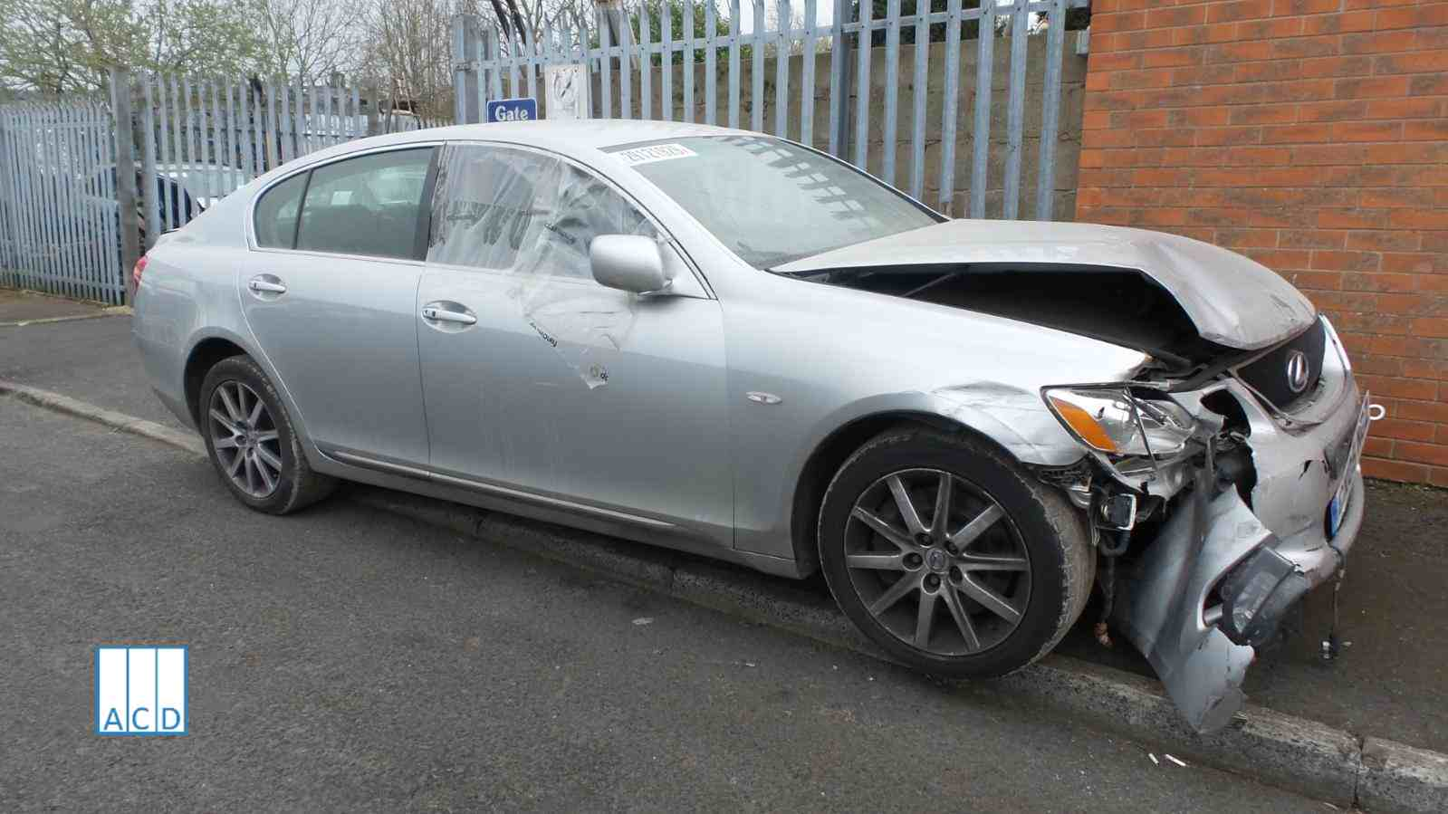 Lexus GS300 SE 3.0L Petrol 5-Speed Automatic 2005 #2813 01