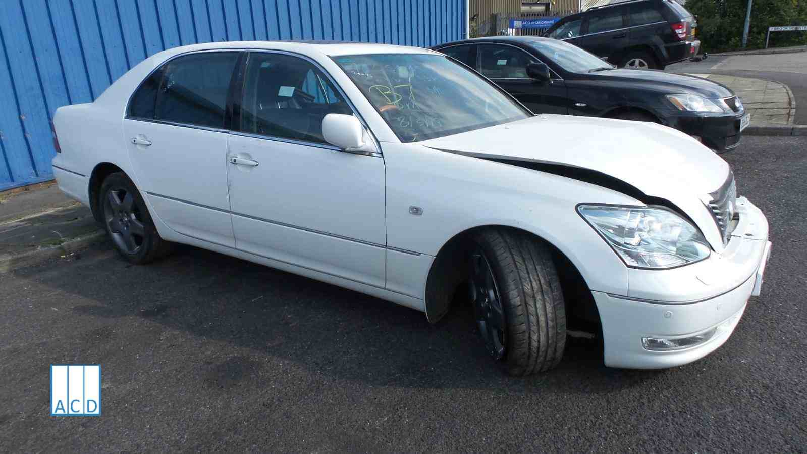 Lexus LS430 4.3L Petrol 6-Speed Automatic 2006 #2810 01