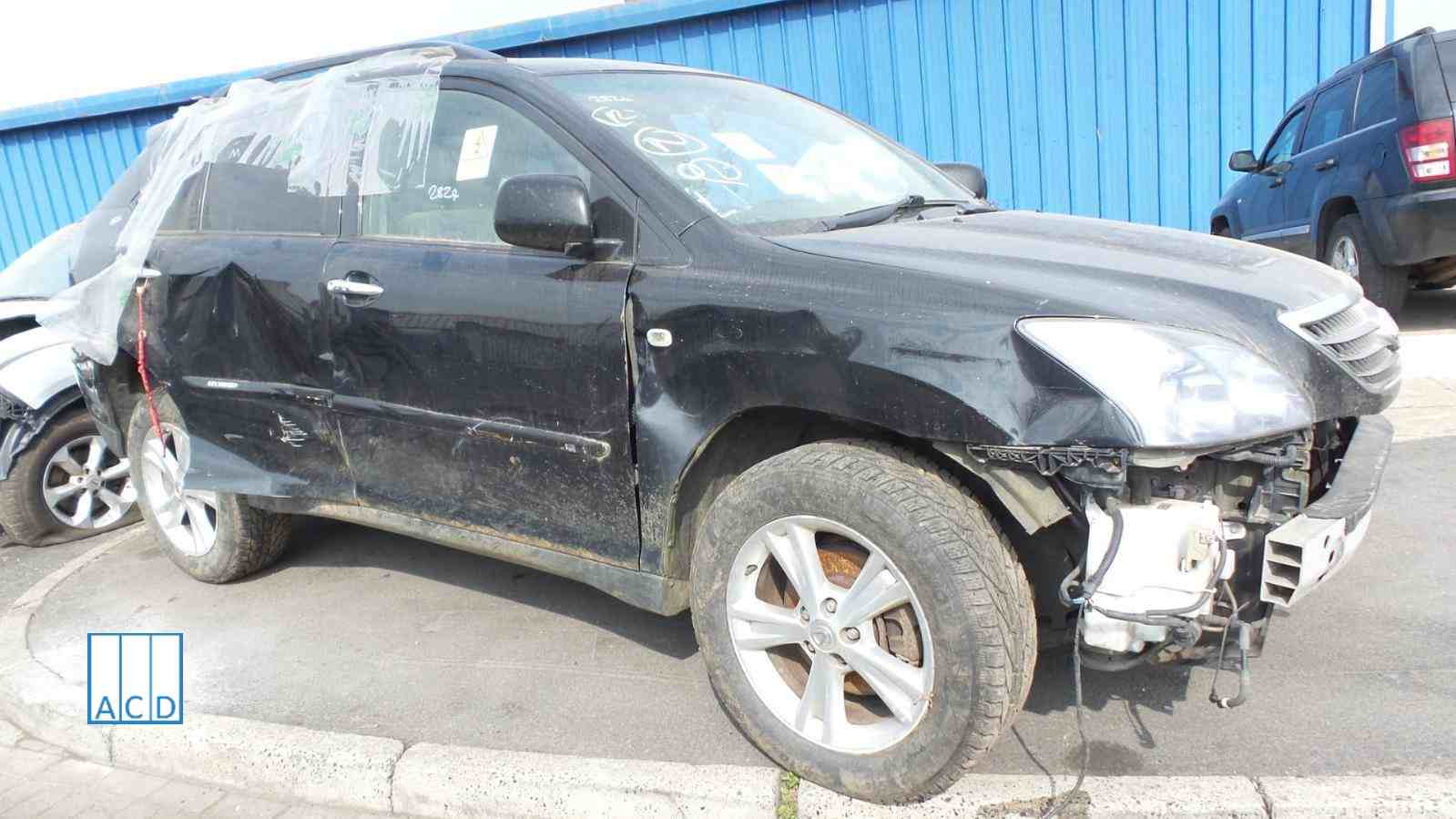 Lexus RX400 3.3L Hybrid 1=Speed Automatic 2008 #2824 01
