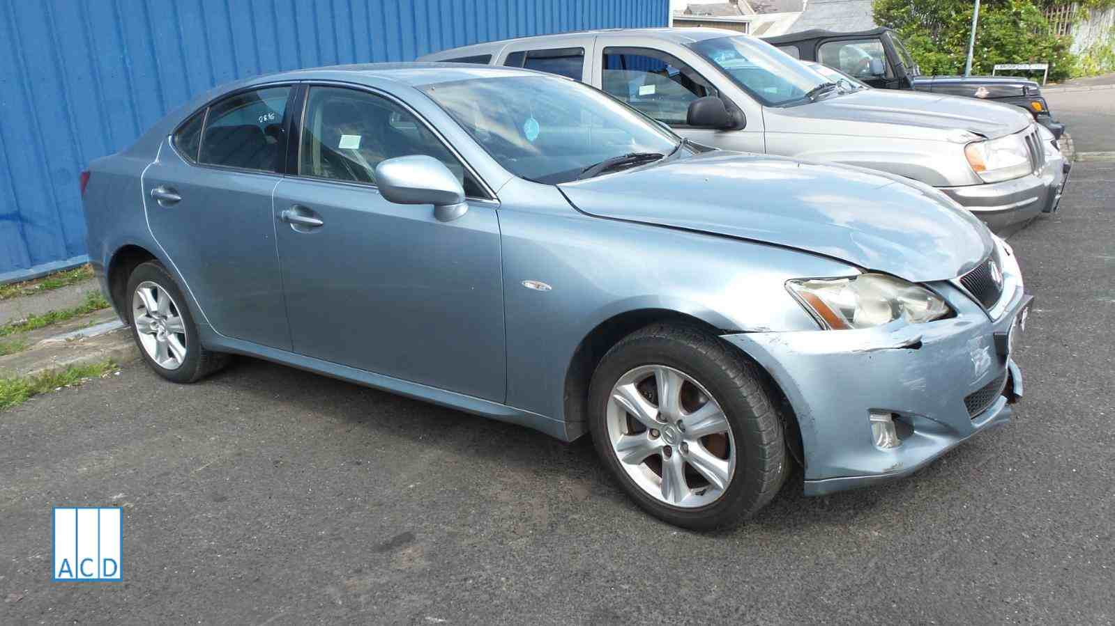 Lexus IS 220D 2.2L Petrol 6-Speed Manual 2007 #2846 01