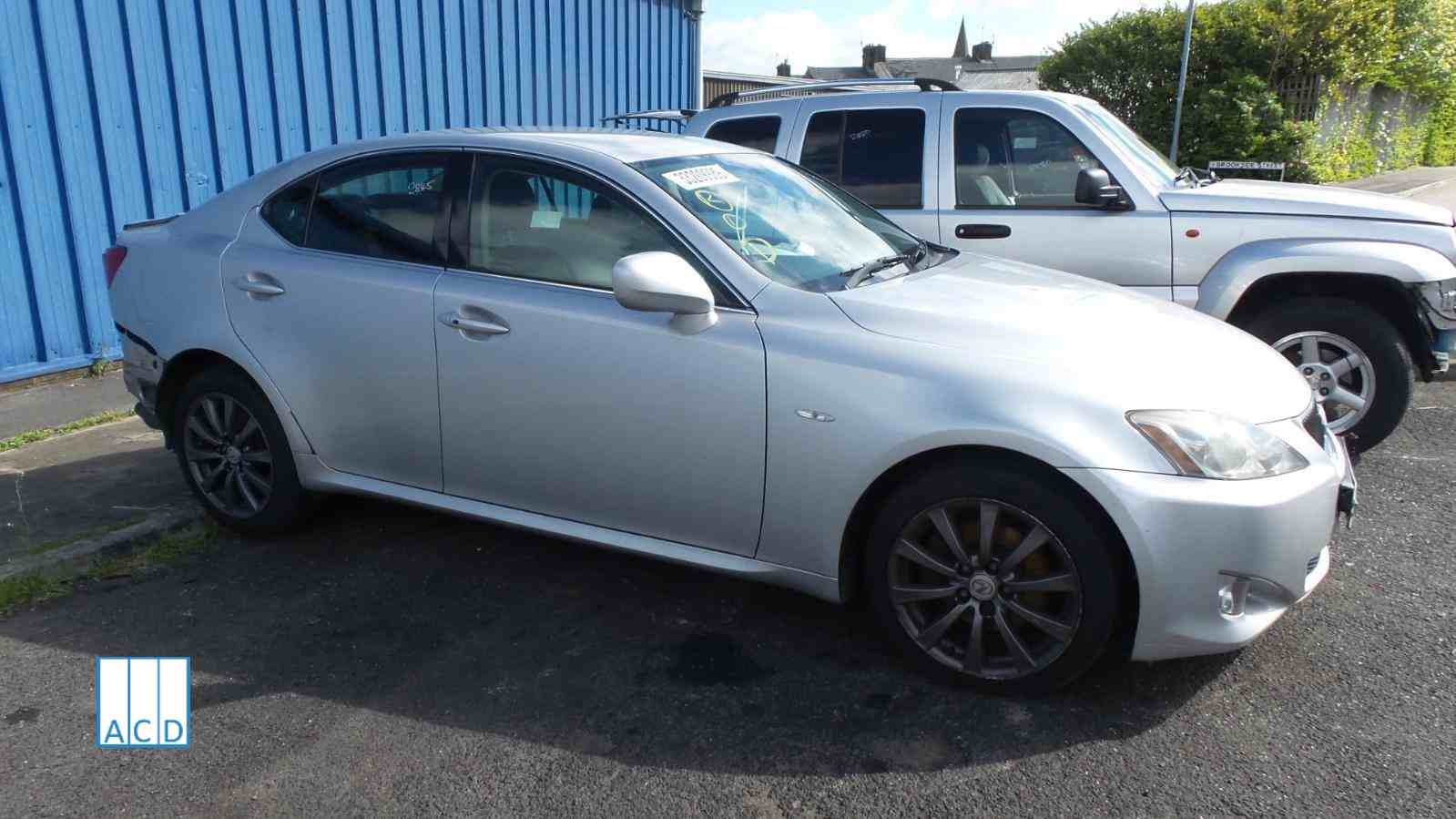Lexus IS250 2.5L Petrol 6-Speed Manual 2006 #2845 01