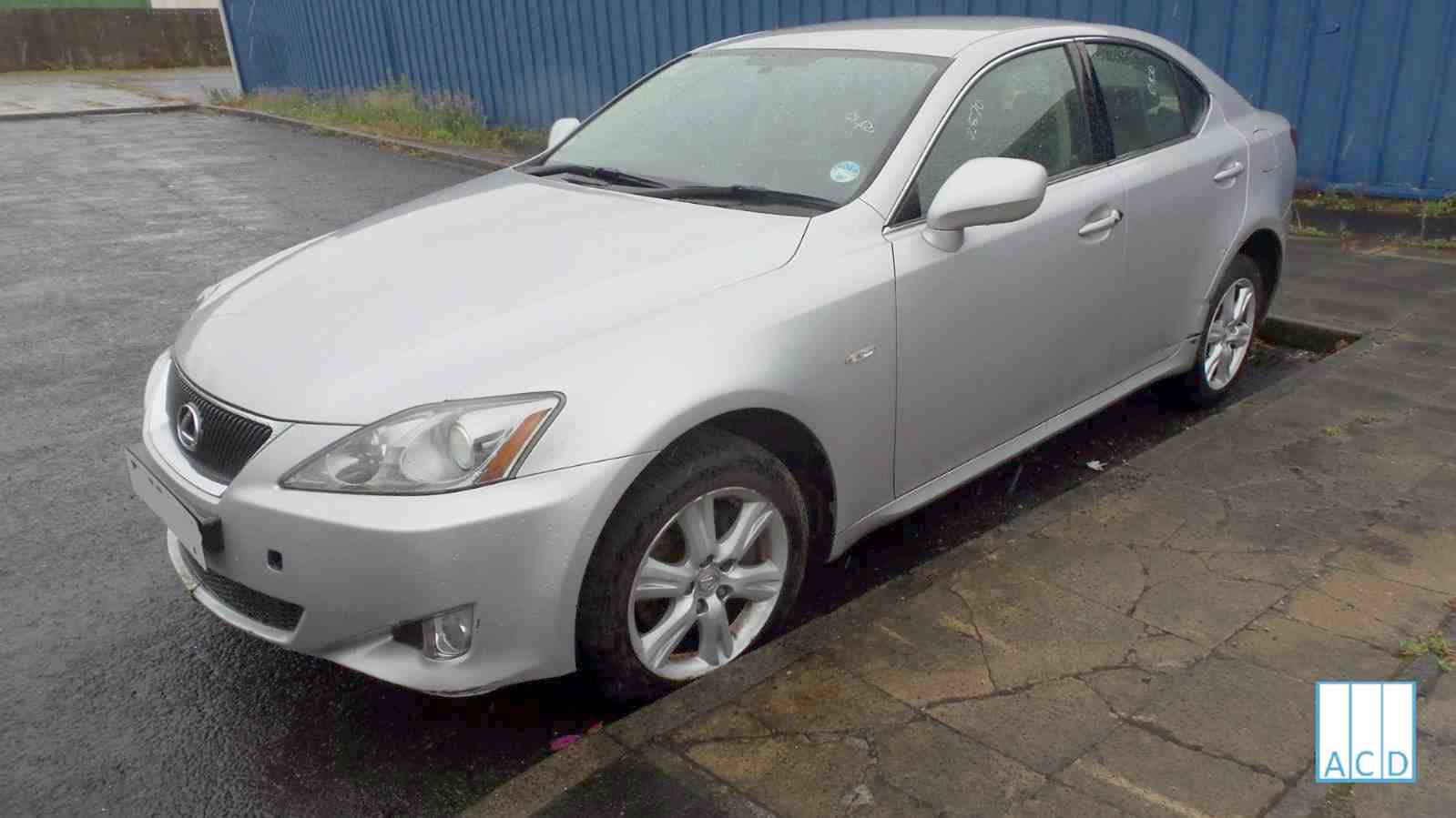 Lexus IS220D 2.2L Diesel 6-Speed manual 2006 #2870 01