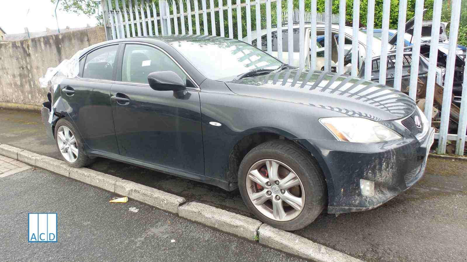 Lexus IS220D 2.2L Diesel 6-Speed manual 2007 #2878 01