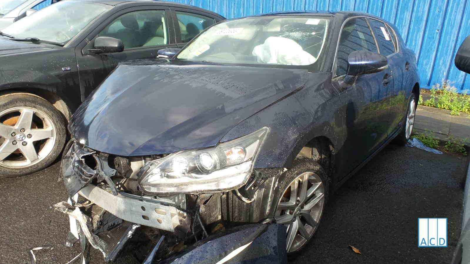 Lexus CT 200H used parts for sale