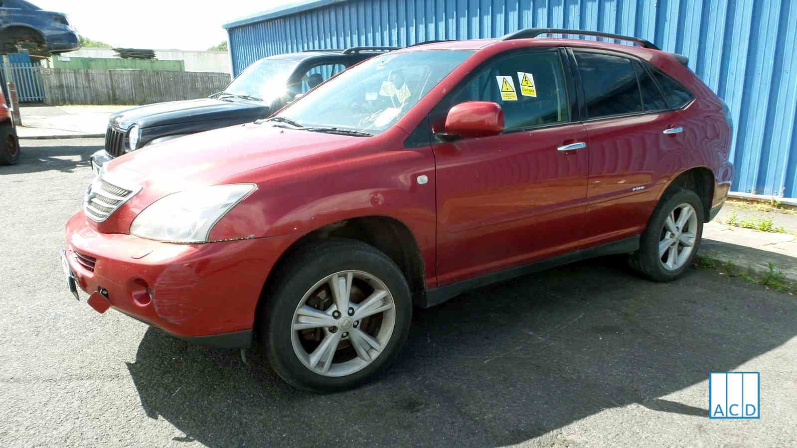Lexus RX400H used parts