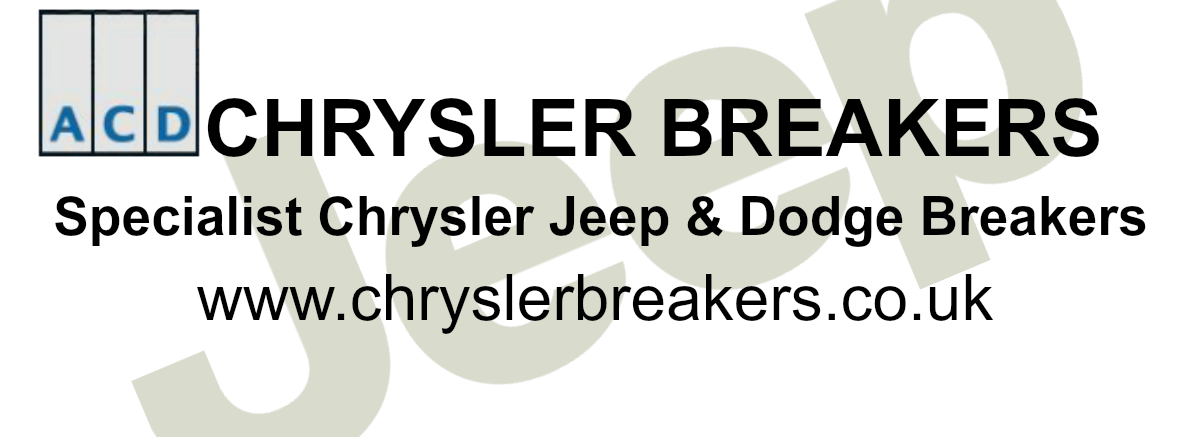 New & Used Chrysler Parts