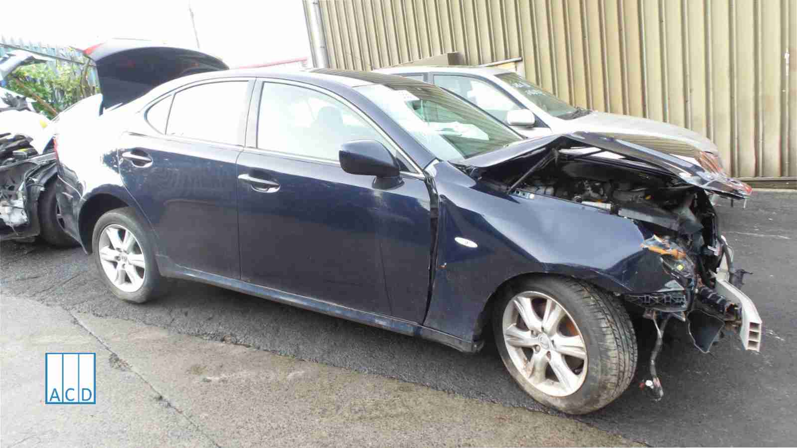 Lexus IS 220D 2.0L Diesel 6-Speed manual used parts